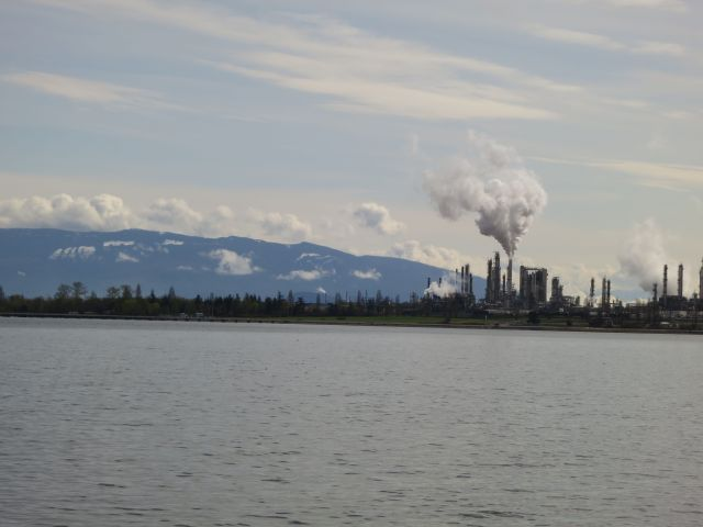 March's Point Oil Refinery