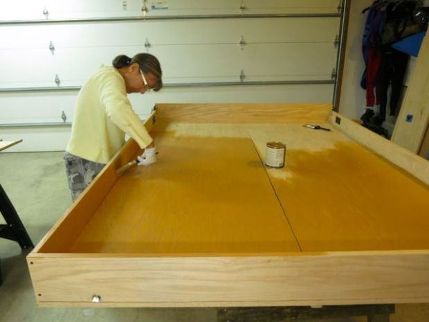 Murphy Bed Plans Do Yourself Wooden PDF woodworking magazine online