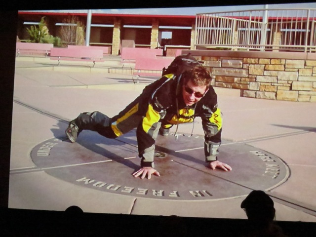 Paul at Four Corners