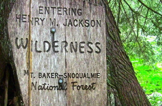 Henry M. Jackson Wilderness Area